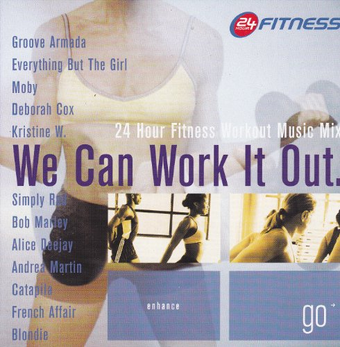 We Can Work It Out 24 Hour Fitness Workout Music Mix