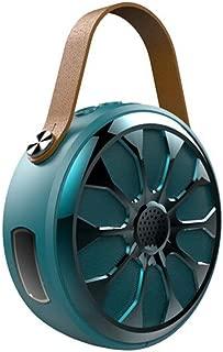 MINGTAI S11 Mini Bluetooth Speaker, Multimedia Audio Speaker, Computer Speaker - Army Green (Color : Blue)