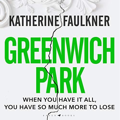 『Greenwich Park』のカバーアート