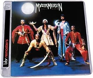 Full Moon Extra tracks, Original recording remastered, Import Edition by Mystic Merlin (2012) Audio CD