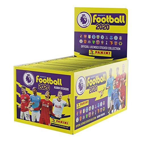 Panini Fussball 2020 - Die offizielle Premier League Sticker-Kollektion Pakete