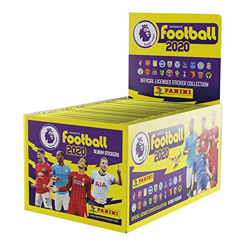 PaniniFussball 2020 - Die offizielle Premier League Sticker-Kollektion Pakete