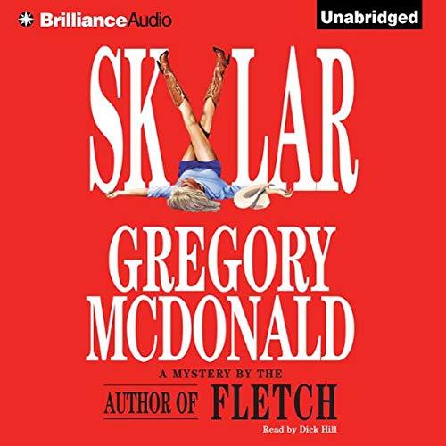 Skylar Audiobook By Gregory Mcdonald cover art