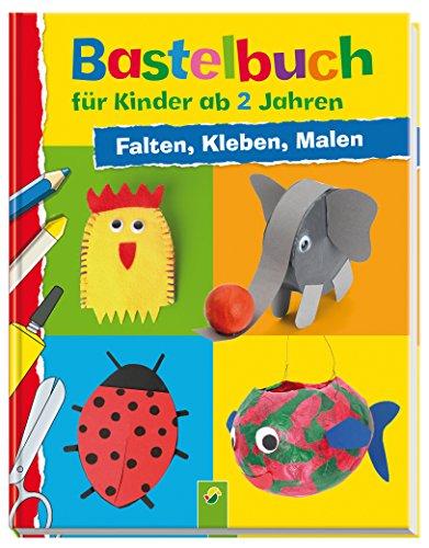 Schwager und Steinlein Bastelbuch für Kinder ab Bild