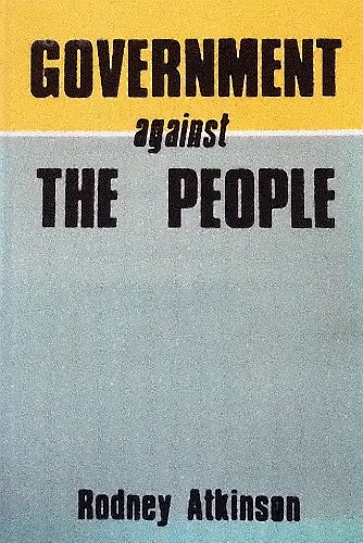 Government Against the People (English Edition)