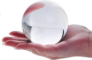 DSJUGGLING Clear Acrylic Contact Juggling Ball 4