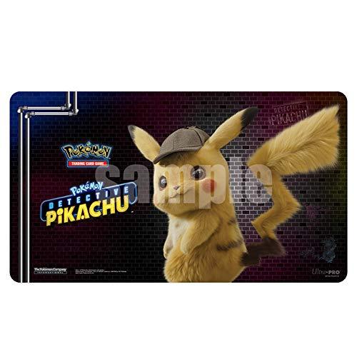 Ultra Pro E-15205 Detective Playmat-Pikachu, Multi