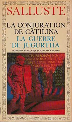 La conjuration de catalina - la guerre de jugurtha