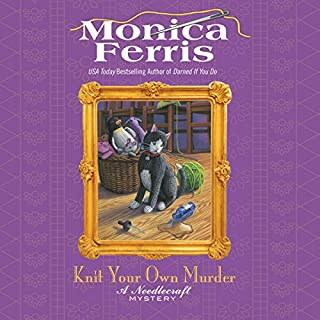 Knit Your Own Murder audiobook cover art