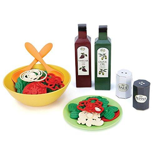 Green Toys Salad Set, Assorted