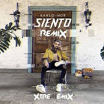 Siento (Xtrememix Remix)