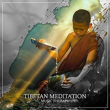 Tibetan Meditation Music Therapy: Buddhism Meditation Oriental Music Background, Tibetan Relaxation Meditation, Buddhist Soothing Bowls Sounds