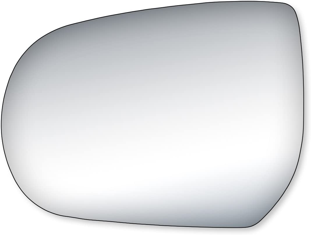 Fit System Driver Side Mirror Glass Mercury Ford Max 43% OFF Escape Baltimore Mall Marine