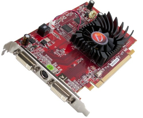 VisionTek 900232 Radeon HD3650 GDDR2 Grafikkarte - Grafikkarten (Radeon HD3650, GDDR2, 128 Bit, PCI Express 2.0)