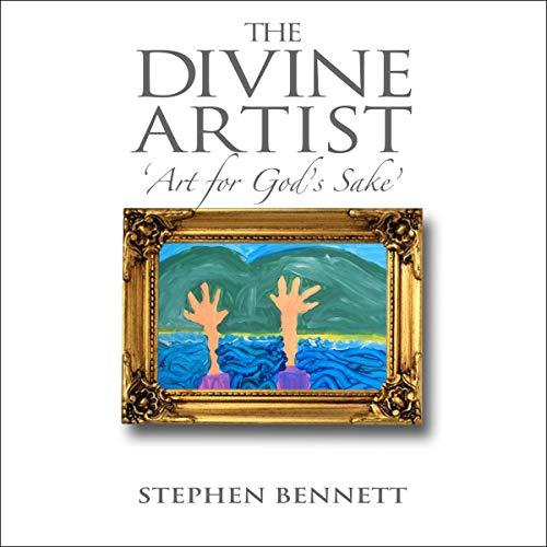The Divine Artist audiobook cover art