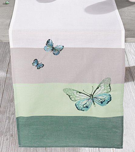 'Mariposa 'primavera Mantel 40x 160cm