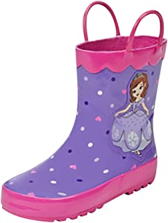 Store Deluxe Sofia The First Rain Boots Shoes
