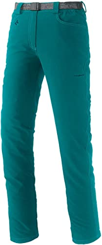 Trangoworld pc007778 2j0-xlc Pantalon Long, Femme, Bleu mer, XL