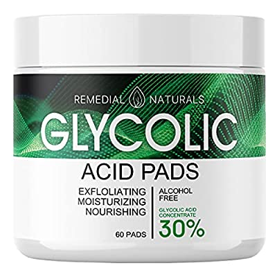 Glycolic Acid Pads for