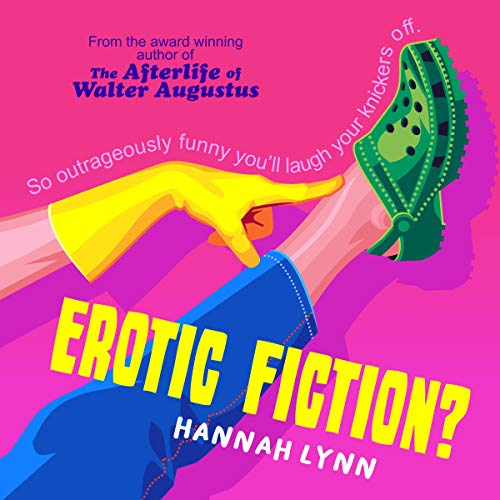 Erotic Fiction? audiobook cover art