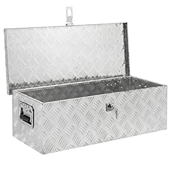Best Choice Aluminum Camper Tool Box