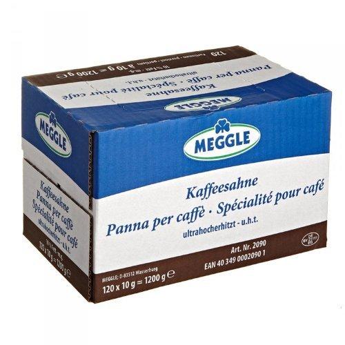 Meggle Kaffeesahne 120 x 10g 1,2kg