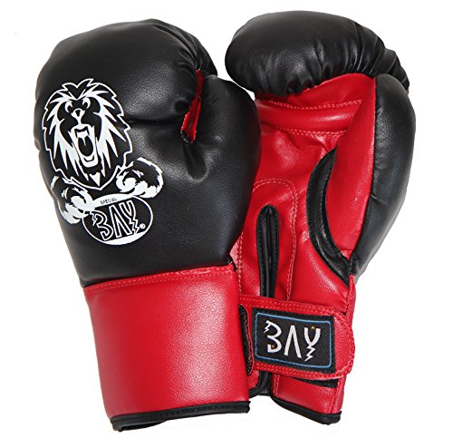 BAY® DISCOUNT Boxhandschuhe Löwe (8 Unzen)