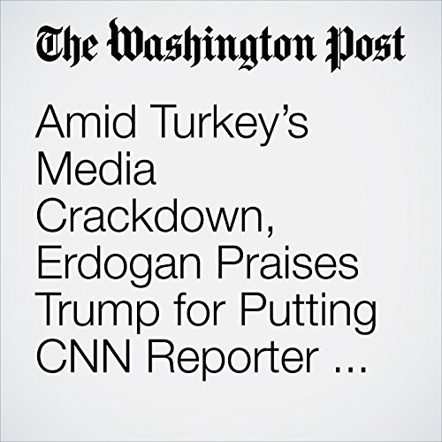 Amid Turkey's Media Crackdown, Erdogan Praises Trump for Putting CNN Reporter 'in His Place' copertina