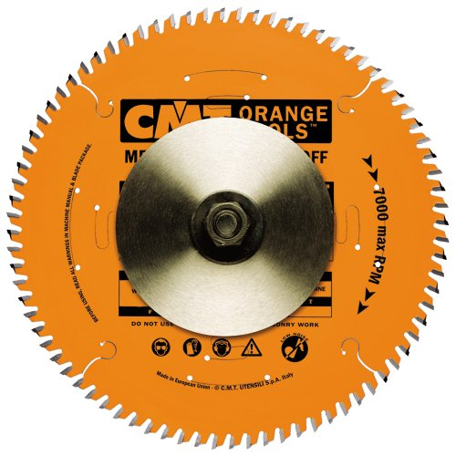 CMT 299.102.00 2 pcs of Saw Blades Stabilizers, 5-Inch Diameter with 5/8-Inch Bore