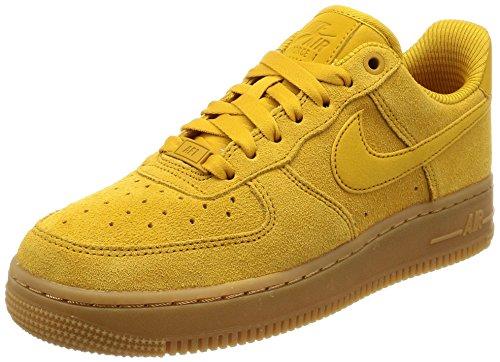 Nike Damen WMNS Air Force 1 '07 Se Gymnastikschuhe, Gelb (Minera L Yellowmineral Yellow 700), 42 EU