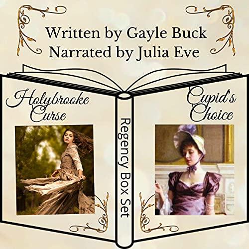 The Holybrooke Curse & Cupid's Choice cover art