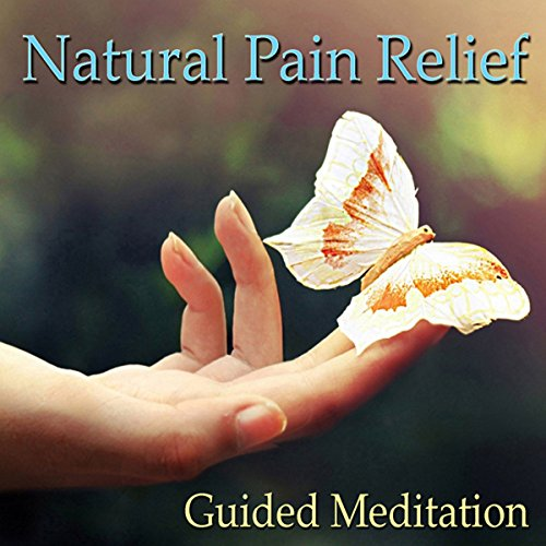 Guided Meditation for Natural Pain Relief audiobook cover art