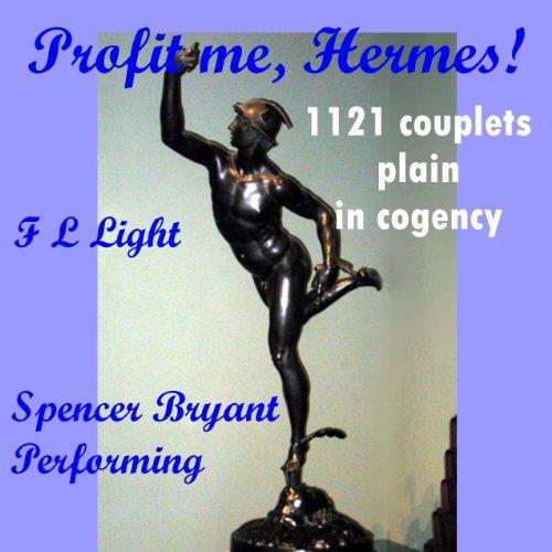 Profit me, Hermes! audiobook cover art