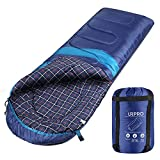 URPRO Sleeping Bag 3-4 Seasons Warm Cold Weather Lightweight, Portable, Waterproof Sleeping Bag with...