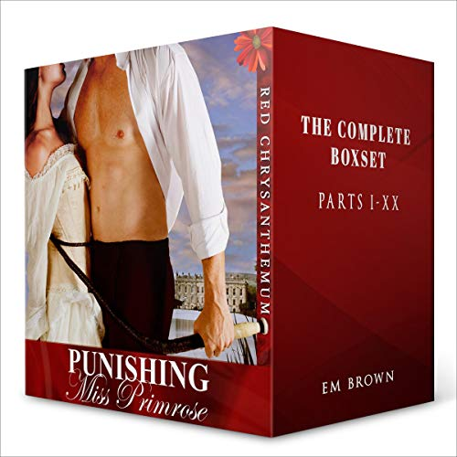 Punishing Miss Primrose: The Complete Set Audiobook By Em Brown cover art