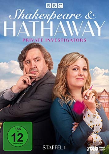 Shakespeare & Hathaway: Private Investigators - Staffel 1 [3 DVDs]