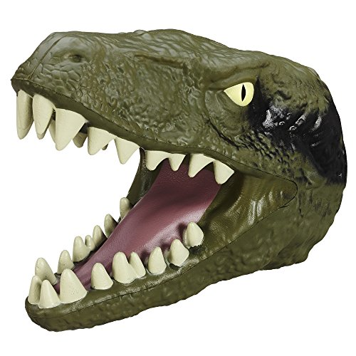 Jurassic World Chomping Velociraptor Head by Jurassic World by Jurassic World