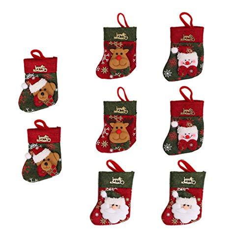 jemous Kerstmis bestekhouder sneeuwpop elandpatroon ontwerp groot handgevoel herbruikbaar mes vork tas kerstdecoratie voor Walpurgisnacht Kerstmis decoratie