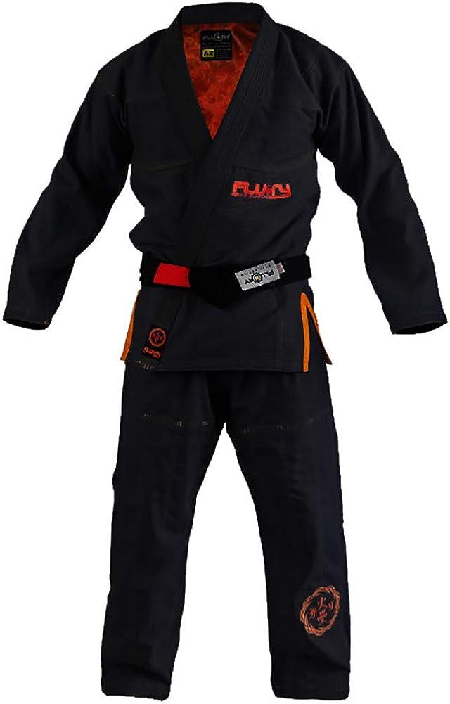 FLUORY Lightweight BJJ Gi Brazilian Men Challenge the lowest price Regular dealer Jitsu Jiu for Uniform