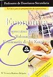 Economia, Supuestos Practicos, Volumen III, Colección Profesores Secundaria Fp