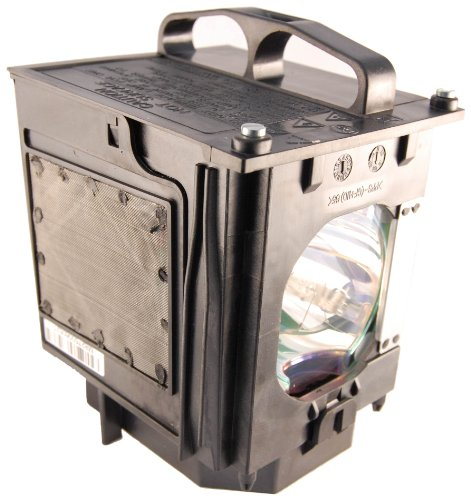 Mitsubishi 915P049010 OEM Projection TV LAMP Equivalent with HOUSING