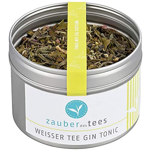 Zauber des Tees Weißer Tee Gin Tonic, 35g