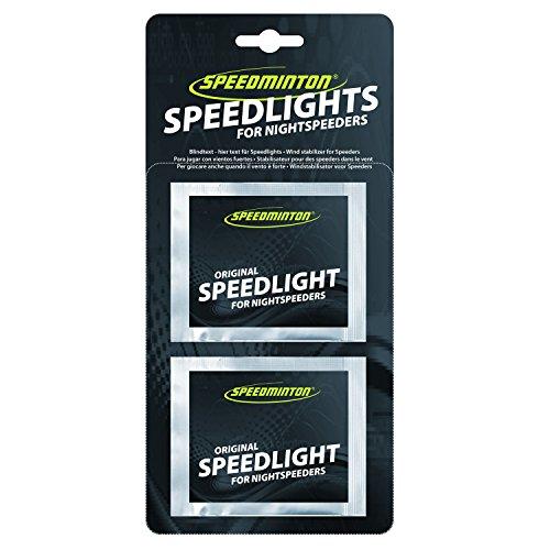 Speedminton Speedlights - Leuchtende Knicklichter für Speeder, Grün