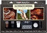 Tulip Body Art Ultimate Henna Tattoo Kit, Temporary...