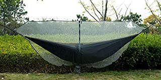 Hammock Mosquito Net for Camping, Hammock Bug Insect Net - Perfect for Outdoor Backpacking, Camping Trip, Hiking and Trave...