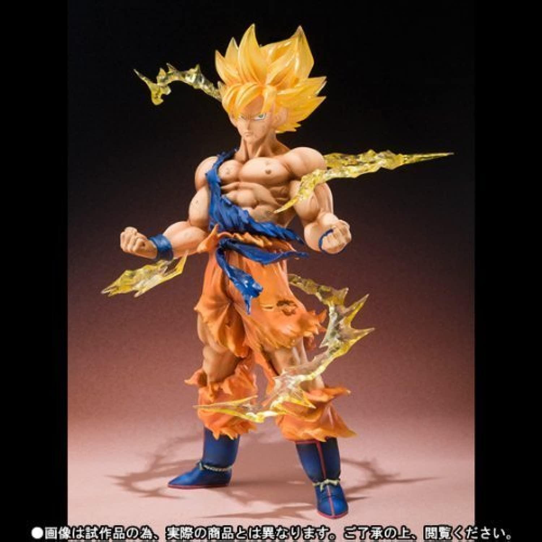 Soul web negozio limited Figuarts ZERO Super Saiyan Goku (japan import)
