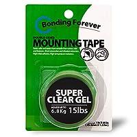 Bonding Forever 両面テープ スーパークリアジェル - 1EA | ナノマジックテープ | フォームテープ | 両面粘着テープ| 取り付けテープ