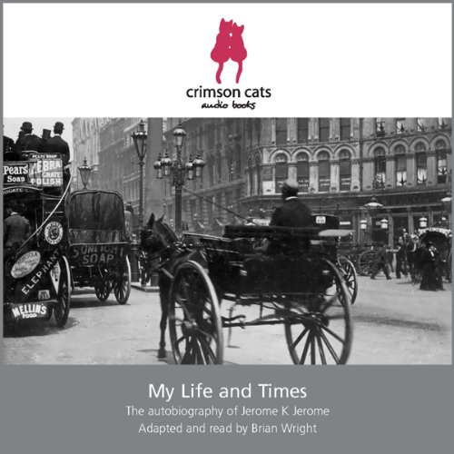 My Life and Times audiobook cover art