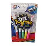 Grafix Gel Twister - Juego de 5 lápices de colores