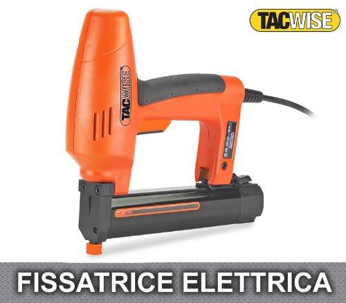 Tacwise 0190 Grapadora y clavadora eléctrica 191EL (230 V